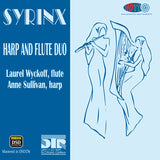 Syrinx - Harp and Flute Duo - DTR (Pure DSD)