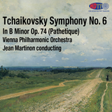 Tchaikovsky Symphony No. 6 In B Minor Op. 74 (Pathetique) Vienna Philharmonic Orchestra Jean Martinon