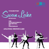 Tchaikovsky Swan Lake Highlights - Fistoulari conducts the The Concertgebouw Orchestra of Amsterdam (Pure DSD)