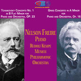 Tchaikovsky:Concerto No. 1 in B Flat Minor for Piano and Orchestra, Op. 23 & Grieg: Concerto in A Minor for Piano and Orchestra, Op. 16 - Rudolf Kempe Conducts the Munich Philharmonic