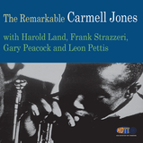 The Remarkable Carmell Jones -  Carmell Jones Featuring Harold Land  (Pure DSD)