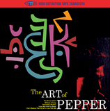 The Art Of Pepper - The Art Pepper Quartet