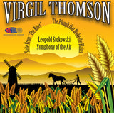 "Virgil Thomson: Suite from ""The River"" & The Plough that Broke the Plains - Lepold Stokowski Conducts the Symphony of the Air"
