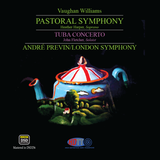 Vaughan Williams Pastoral Symphony & Tuba Concerto - André Previn London Symphony (Pure DSD)