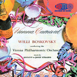 Vienna Carnival - Music by Johann And Josef Strauss - Vienna Philharmonic Orchestra Conductor Willi Boskovsky