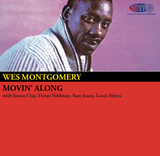 Wes Montgomery - Movin' Along (Pure DSD)