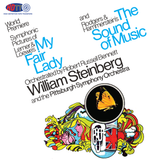 William Steinberg And The Pittsburgh Symphony Orchestra ‎– My Fair Lady and The Sound Of Music