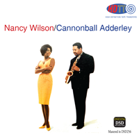 Nancy Wilson with the Cannonball Adderley Quintet (Pure DSD)