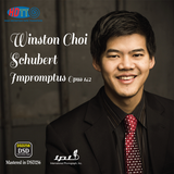 Schubert Impromptus Opus 142 No. 1,2,3 - Winston Choi, piano - International Phonograph, Inc. (Pure DSD) IPI