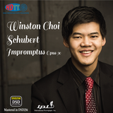 Schubert Impromptus 1 – 4, Opus 90 - Winston Choi, piano - International Phonograph, Inc. (Pure DSD) IPI