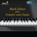 Mark Zeltser plays Prokofiev and Chopin (solo piano) - International Phonograph, Inc. (Pure DSD) IPI
