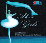 Adolphe Adam: Giselle - Jean Martinon Conducts the Paris Conservatoire Orchestra