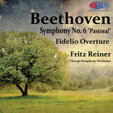 "Beethoven: Symphony No. 6 ""Pastoral"" Fidelio Overture - Fritz Reiner Conducts the Chicago Symphony Orchestra"