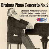 Brahms: Piano Concerto No. 2 - Zubin Mehta Conducts the London Symphony Orchestra