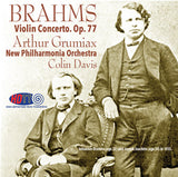 Brahms: Violin Concerto, Op. 77 - Colin Davis Conducts the New Philharmonia Orchestra