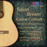 Julian Bream: Guitar Concert
