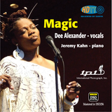 Magic featuring - Dee Alexander - vocals & Jeremy Kahn - piano - International Phonograph, Inc. (Pure DSD) IPI
