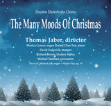 Many Moods of Christmas - Houston Masterworks Chorus and Instrumental Ensemble, Thomas Jaber, conductor - Available in 5.0 Surround Blu-ray Audio