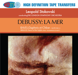 Debussy La Mer - Ravel Daphnis & Chloë Suite No. 2 - Berlioz Ballet des Sylphes -  Leopold Stokowski and London Symphony Chorus and London Symphony Orchestra