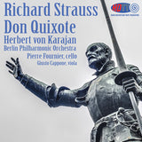 Richard Strauss: Don Quixote - Herbert von Karajan Conducts the Berlin Philharmonic Orchestra