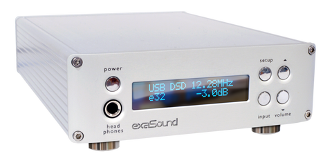 exaSound e38 8-channel DAC