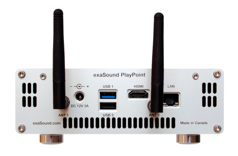 Playpoint Mk. II Network Audio Player And Server