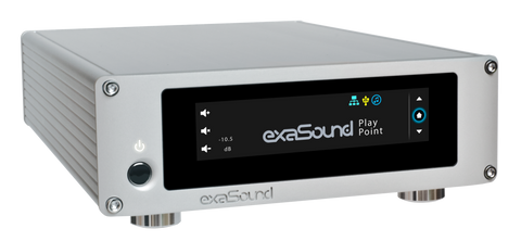 exaSound PlayPoint Network Audio Player