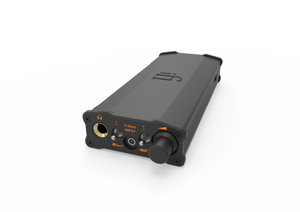 ifi micro iDSD Black Label - the world's most powerful DSD/PCM/DXD battery-powered DAC.
