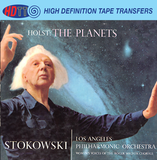 Gustav Holst The Planets - Stokowski - Los Angeles Philharmonic Orchestra (Pure DSD)