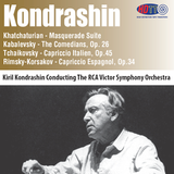 Kondrashin conducts Russian Favorites - Kiril Kondrashin Conducting The RCA Victor Symphony Orchestra