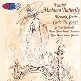 Puccini: Madama Butterfly Scenes and Arias - Sir John Barbirolli Conducts the Rome Opera House Orchestra and the Rome Opera House Chorus