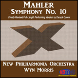 Mahler: Symphony No. 10 - Wyn Morris Conducts the New Philharmonia Orchestra