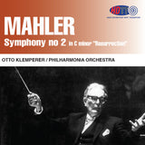 "Mahler: Symphony no 2 in C minor ""Resurrection"" - Otto Klemperer Conducts the New Philharmonia Orchestra"