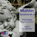 Mahler: Symphony No 4 - Fritz Reiner Conducts the Chicago Symphony Orchestra