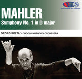 Mahler: Symphony No. 1 in D major - George Solti Conducts the London Symphony Orchestra