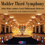 Mahler: Third Symphony - Zubin Mehta Conducts the Israel Philharmonic Orchestra