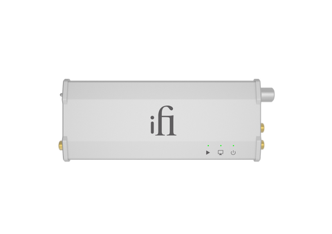 ifi micro – iDAC2 - State-of-the-art DAC/headphone amplifier For home, desktop or portable use.