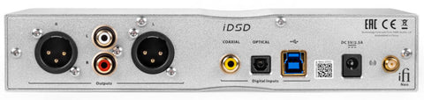 ifi NEO iDSD - NEO. The new wave of digital sound.