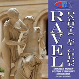 Ravel Daphnis et Chloe Complete (The 1961 Recording) - Munch Conducts BSO (Redux)