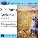 Saint-Saëns: Symphony No. 3 - Zubin Mehta Conducts the Los Angeles Philharmonic Orchestra (Pure DSD)