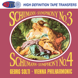 Schumann Symphony No. 3 and 4 - Georg Solti - Vienna Philharmonic Orchestra