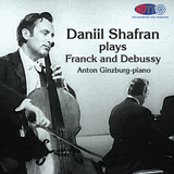 Daniil Shafran plays Franck and Debussy (Pure DSD)