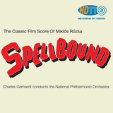 Spellbound - The Classic Film Score Of Miklós Rózsa - Charles Gerhardt - National Philharmonic Orchestra