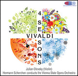 Vivaldi: 4 Seasons - Hermann Scherchen Conducts the Vienna State Opera Orchestra