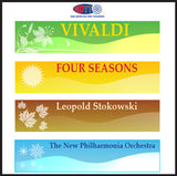 Vivaldi: Four Seasons - Leopold Stokowski Conducts the New Philharmonia Orchestra
