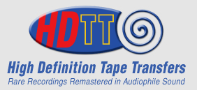 High Definition Tape Transfers