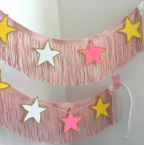 Sunshine Star Banner by Fun Cult