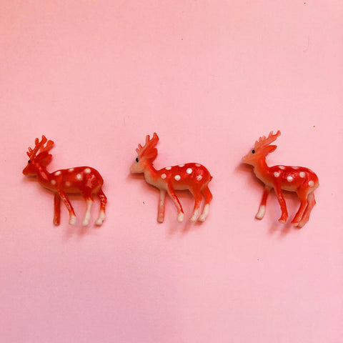 Tiny Reindeer - set of three