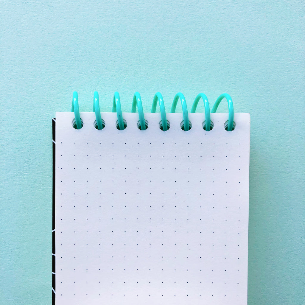 Dash Notepad - 3 x 5