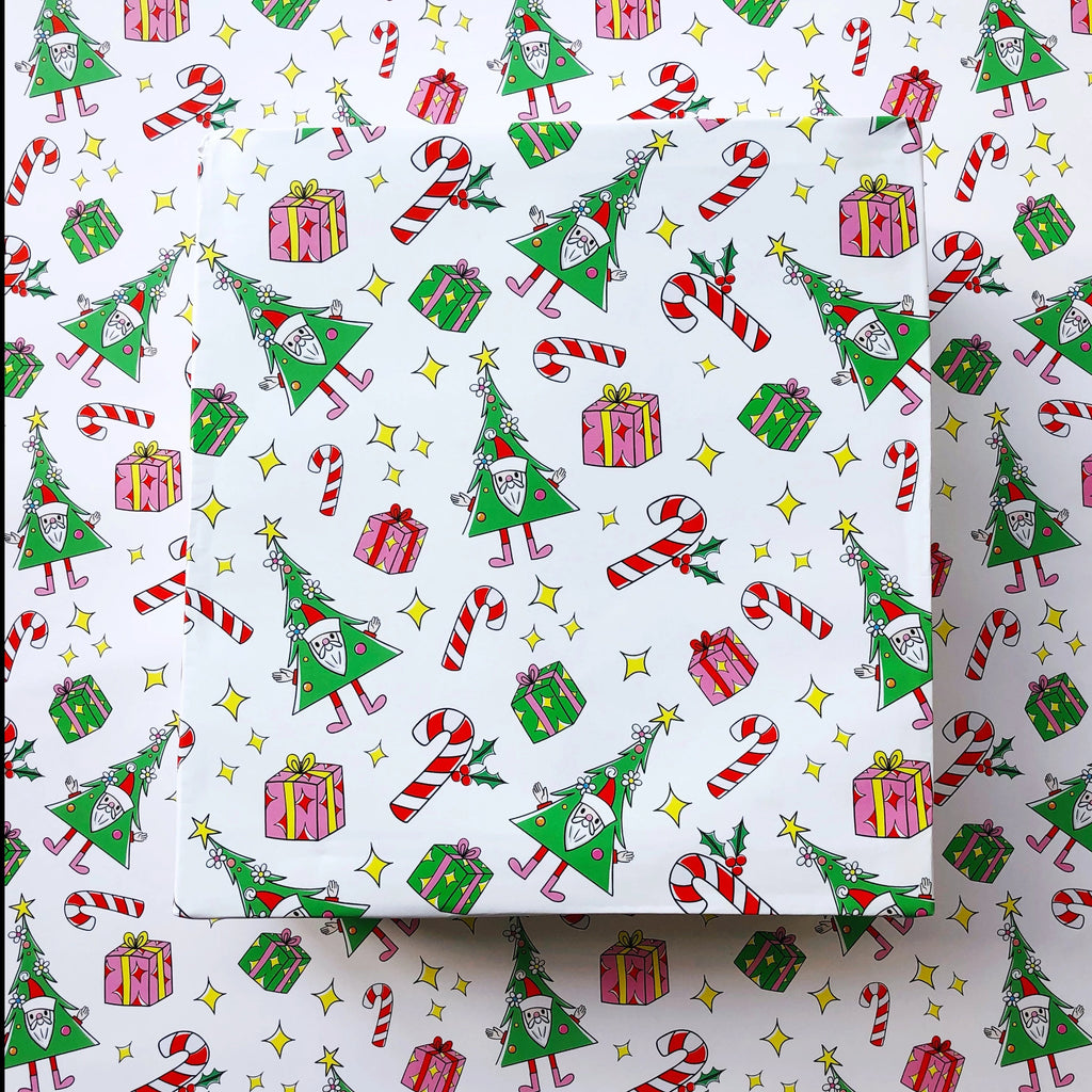 BASH x Chris Uphues - Christmas Morning Gift Wrap